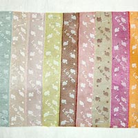 Decorative Printed Ribbon 01