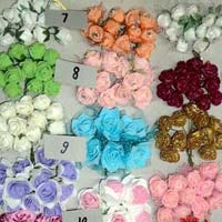 Artificial Bunch Flowers & Crafts 02