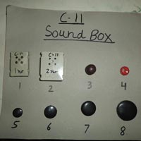 Toy Sound Box