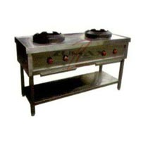 Chinese Two Burner