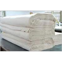 Air Jet Grey Cotton Fabric