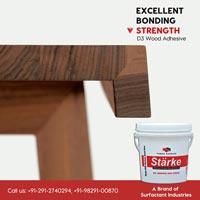 Starke - Water Resistant Wood Adhesive
