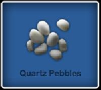Quartz Pebbles