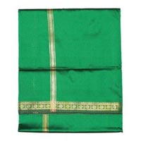Dhoti Green Color