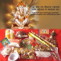 Ganpati Puja Kit