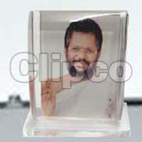 Acrylic Laminated  Photo Stand