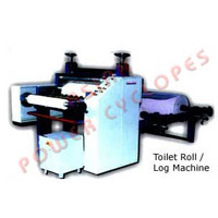 Asian Toilet Rolls Making Machine