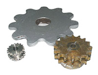 Metal Sprockets