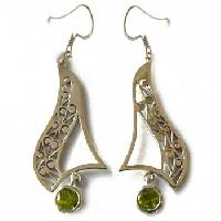 Silver Earrings - 01