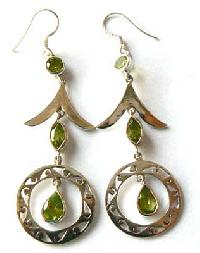 Silver Earrings - 02