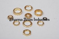Brass Rings & Washer