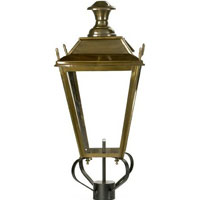 Traditional Copper Lamp