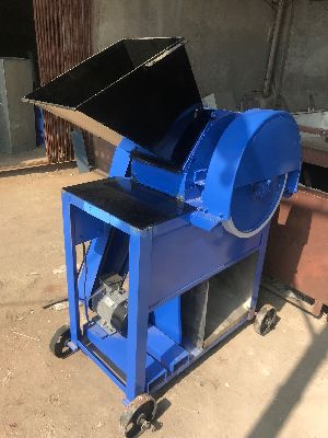 Garden Waste Shredder Machine