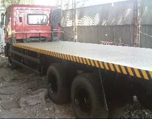 Truck Trailer Fabrication Services