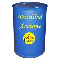 Distilled Acetone Solvent
