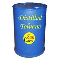 Distilled Toluene Solvent