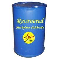 Recovered Methylene Dichloride Solvent