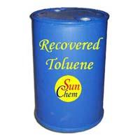 Recovered Toluene Solvent