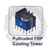 FRP Pultruded Cooling Tower
