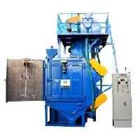 Hanger Type Airless Shot Blasting Machine