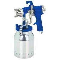 spraying material handling equipments