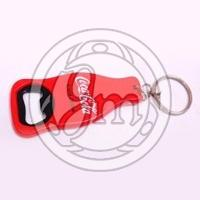 Customized Bottle Opener Keychains