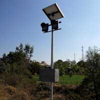 Solar Traffic Blinker - 01