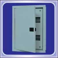 Double Door Distribution Board