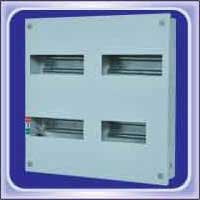 Single Door Distribution Board