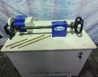 Wood Stick Threading Machine