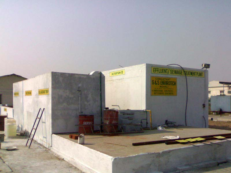 Effluent Treatment Plant 03