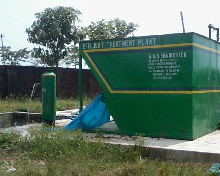 Effluent Treatment Plant 06