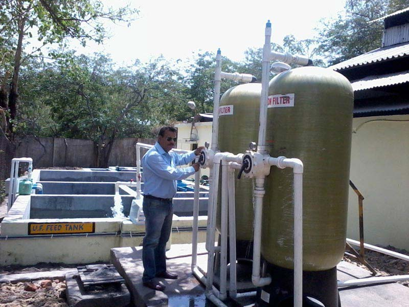 Wastewater Treatment System 07
