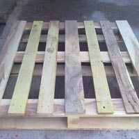 Wooden Pallets 02