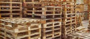 Wooden Palles 07