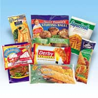 Frozen Food Packaging Material