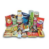 Snack Packaging Material