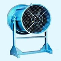 Axial Tubular Supply Fan