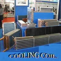 Cooling Coil, Heating Coil