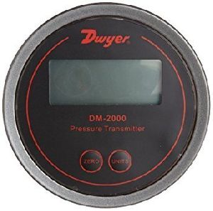 Dwyer DM-2012-LCD PRESSURE TRANSMITTER