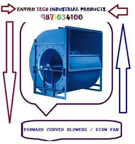 Forward Curved Blowers / Didw Fans