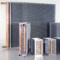 Heating and Cooling Coils
