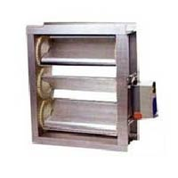 Low Leakage Duct Damper