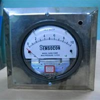 Magnehelic Gauge with Ss. Enclosure