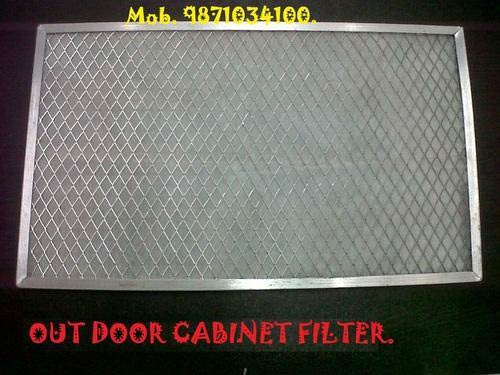 Out Door Cabinet Filters