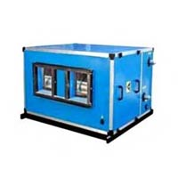 Single Skin Horizontal Floor Mounted Air Handling Unit