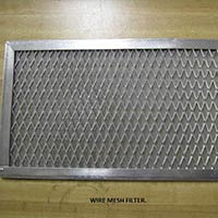 Wire Mesh Filter, Viscous Filter, Fan Coil Filter