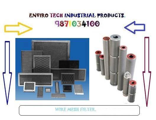Wire Mash Filter
