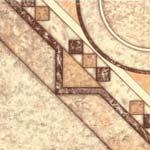 Ivory Glossy Floor Tile (2608)