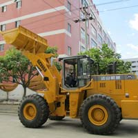Payloader Machine
